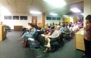 Monthly Meeting @ Montecito Ceenter